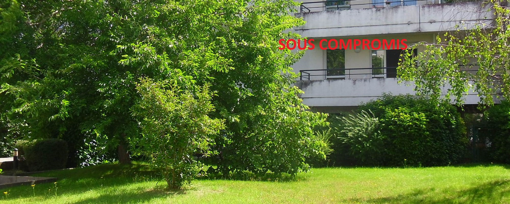 Appartement 71m² – balcon – garage en sous-sol