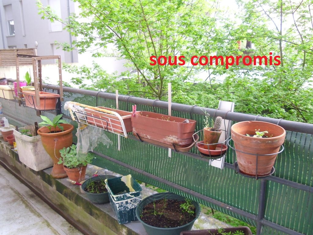 TOURS-GRAMMONT Appartement 3 pièces – Balcon 14m²