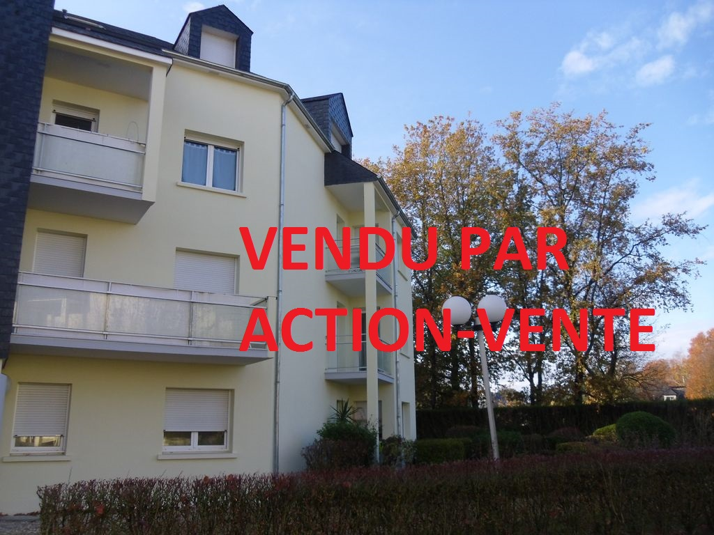 Appartement 31m² avec parking privé