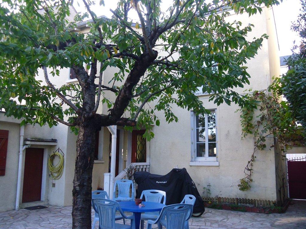 Maison avec jardin et garage proche place STRASBOURG
